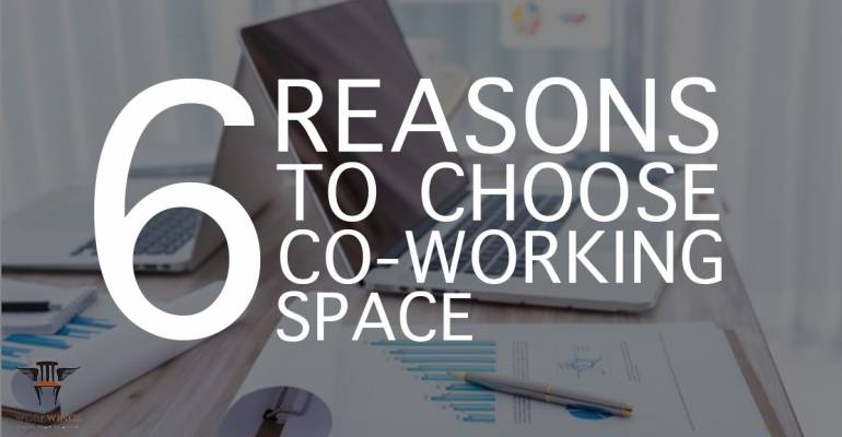 6 Reasons for the increasing popularity of Coworking Office Spaces