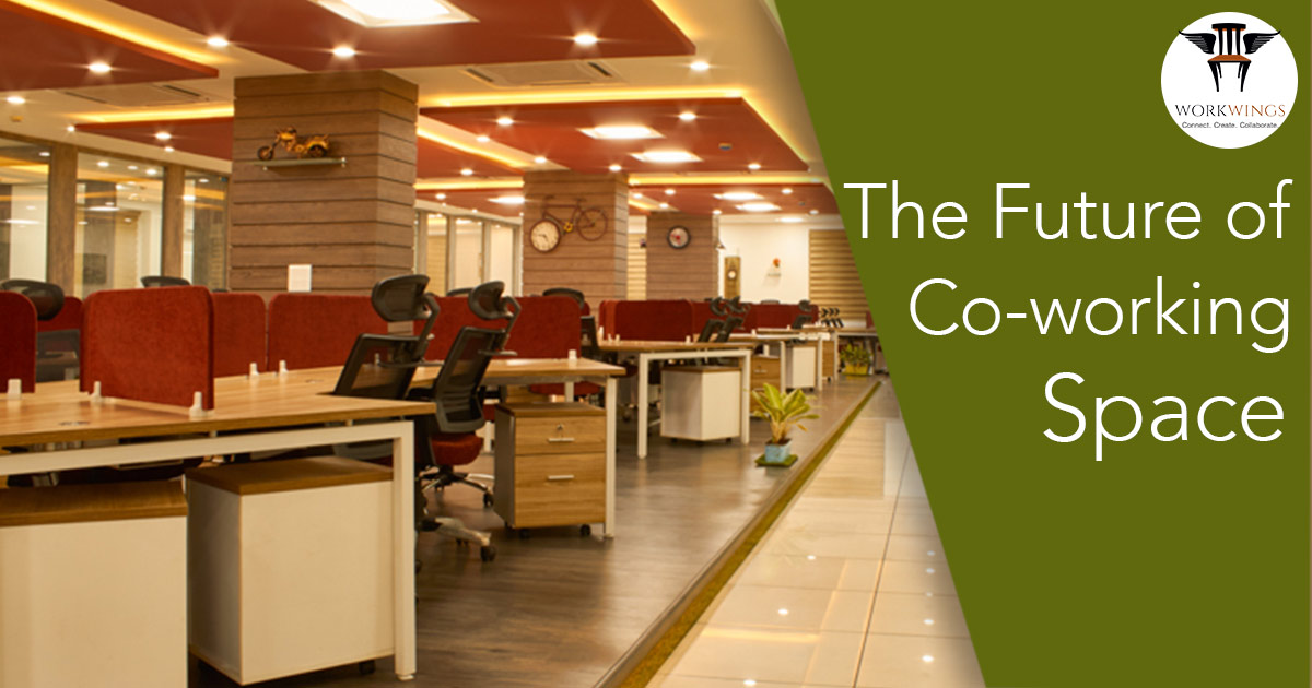 The Future of Coworking Office Spaces & Why It Will Give Your Business a Huge Edge