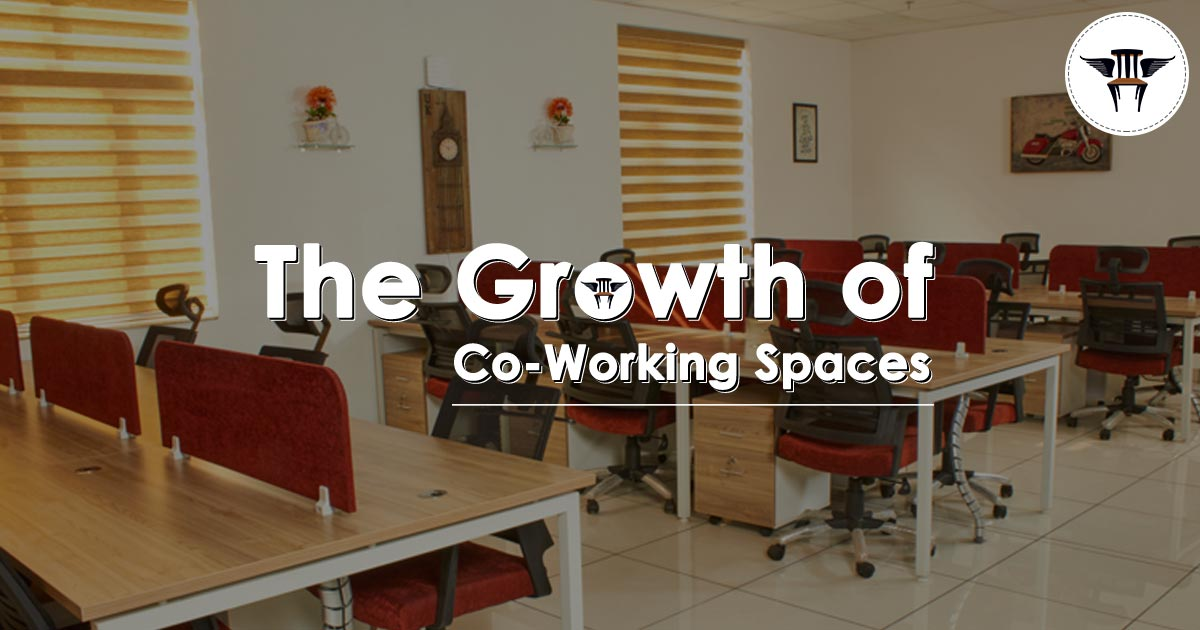 The Growth of Co-working Spaces