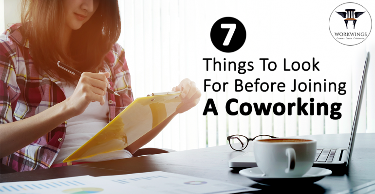 7 Questions To Ask Before Joining A Co-working Space