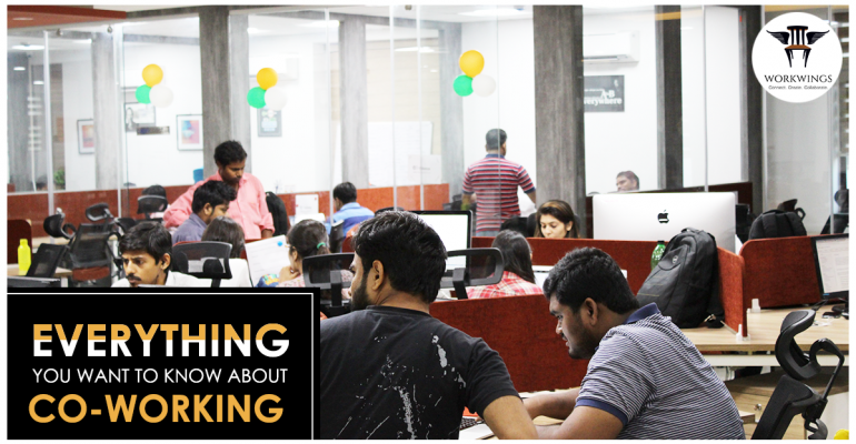 Everything You Want to Know About Coworking Office Space
